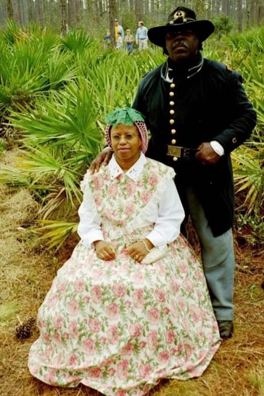 frame012 - 8 Living History & Historical War Reenactments in Florida