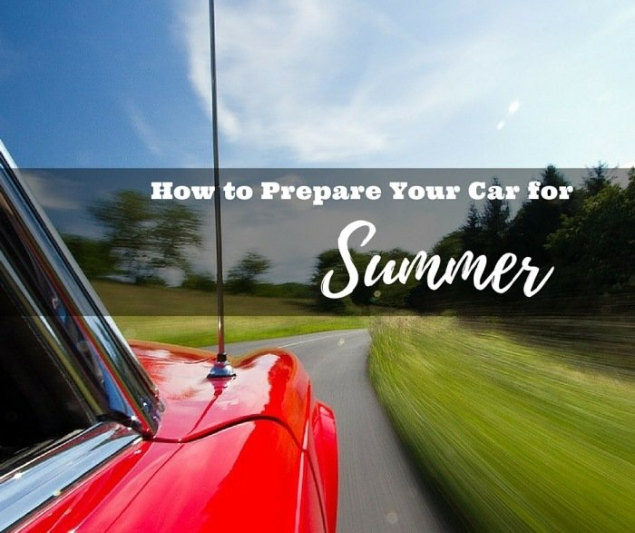How To Prepare Your Car For Summer