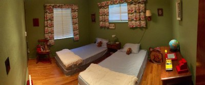 Medgar Evers Home Museum Jackson Mississippi Bedroom