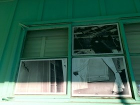 Medgar Evers Home Museum Jackson Mississippi Window Photos