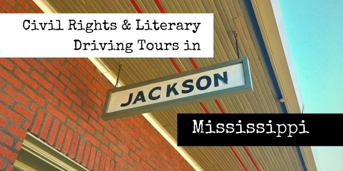 Civil Rights and Literary Driving Tours in Jackson, Mississippi