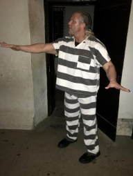 Old Jail St Augustine Florida Actor