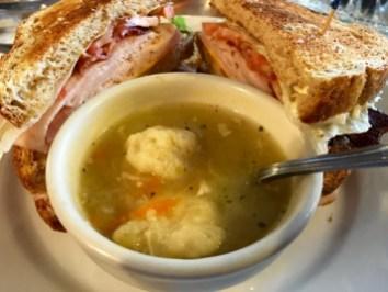 Hannagan Meadow Lodge Soup