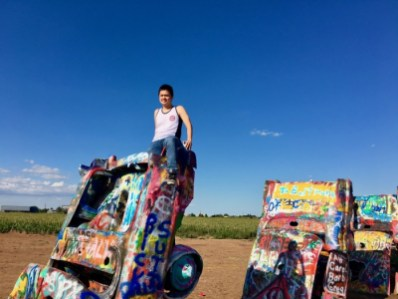 IMG 4643 - Revisit Retro Road Travel in Amarillo, Texas