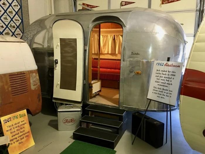 Rv Museum 1962 Airstream