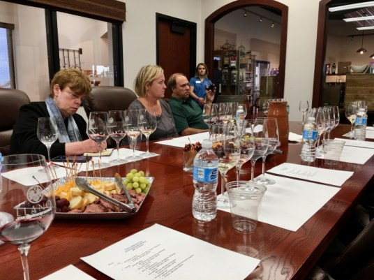 Llano Estacado Winery Tasting