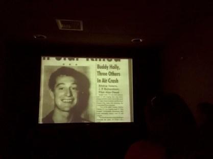 Buddy Holly Center Newspaper