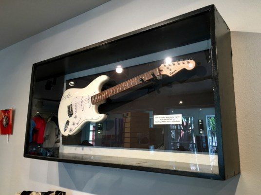 Buddy Holly Center Guitar