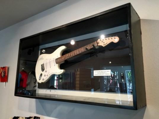 Buddy Holly Center Guitar
