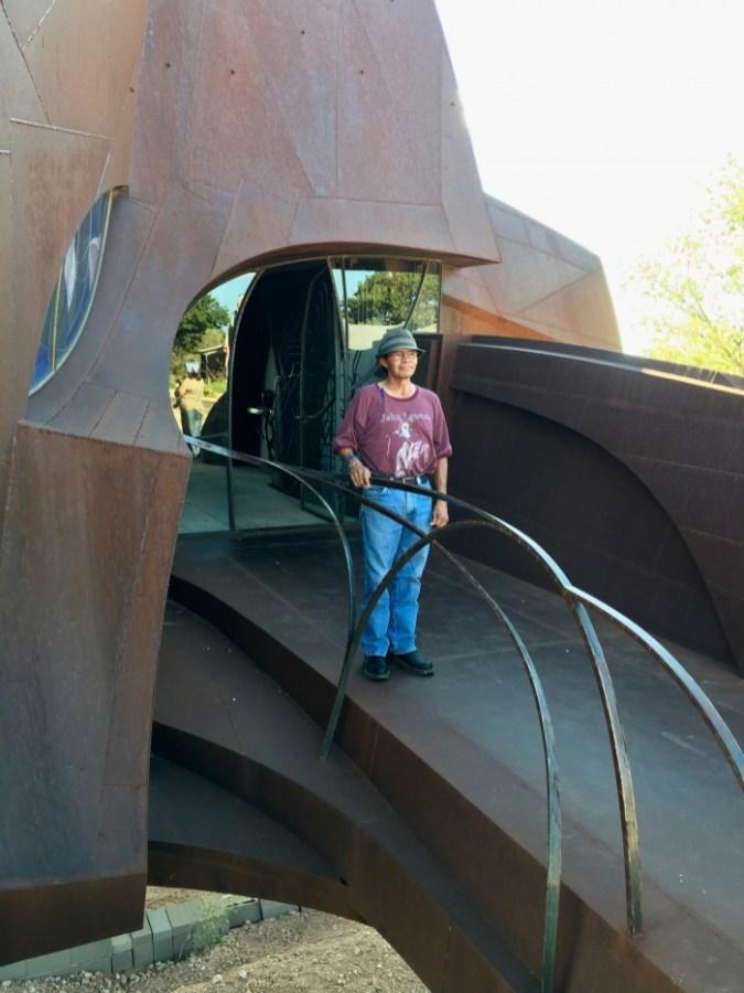 Robert Bruno Steel House Lubbock Texas Henry Martinez