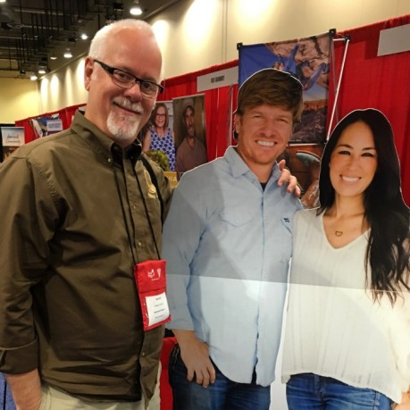 Howard Blount Chip Joanna Gaines Fixer Upper