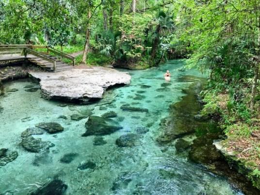 Kelly Park Rock Springs Run Apopka Florida