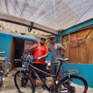 Adrian Marziliano Bike