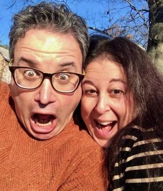 Darryl & Mindi from 2foodtrippers