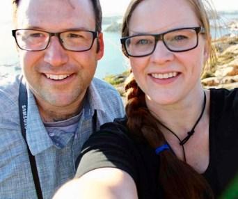 Matt & Katja from Skimbaco Lifestyle