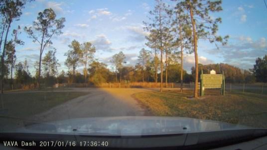 2017 0116 173641 017A - The VAVA Car Dash Cam: A Roadtripper's Best Friend