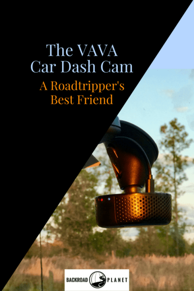 The VAVA car dash cam is the perfect way to document roadtripping adventures with 1080p HD photo & video captures, instant snapshots, a real-time mobile app, and on-the-go social media sharing.