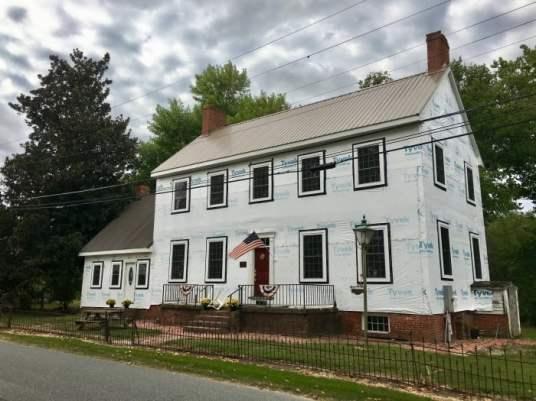 historical home Delaware