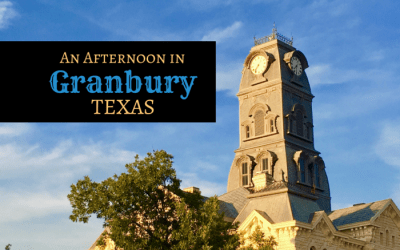An Afternoon in Granbury, Texas featured image