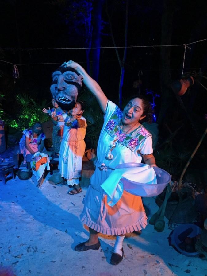 Sendero de Selva al Río del Paraíso actors