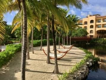 hammocks at Hacienda Tres Ríos