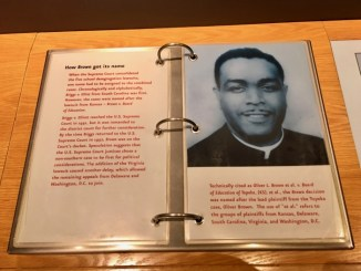 Brown Board Education NPS Site Topeka Oliver - Explore Civil Rights History in Topeka, Kansas: 5+1 Key Sites