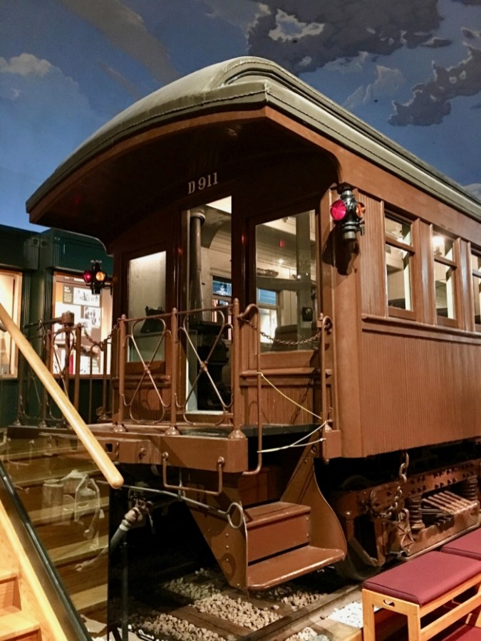 Kansas Museum of History caboose - Explore Civil Rights History in Topeka, Kansas: 5+1 Key Sites