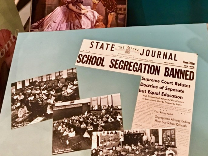 Kansas Museum of History segregation newspaper - Explore Civil Rights History in Topeka, Kansas: 5+1 Key Sites