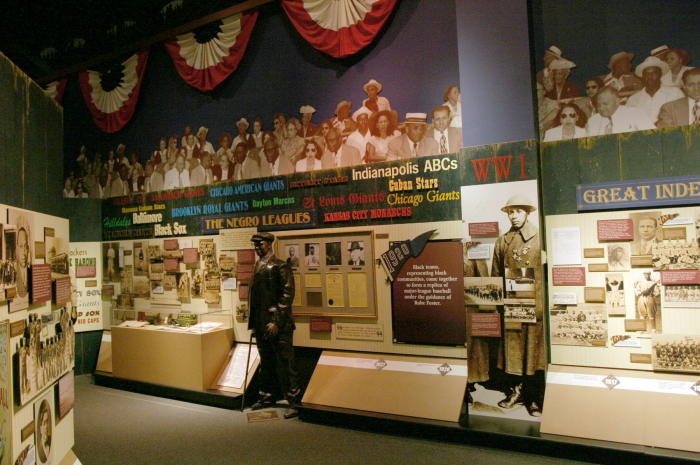 Negro Leagues Baseball Museum 001 AA HR - 7 World-Class Kansas City Museums