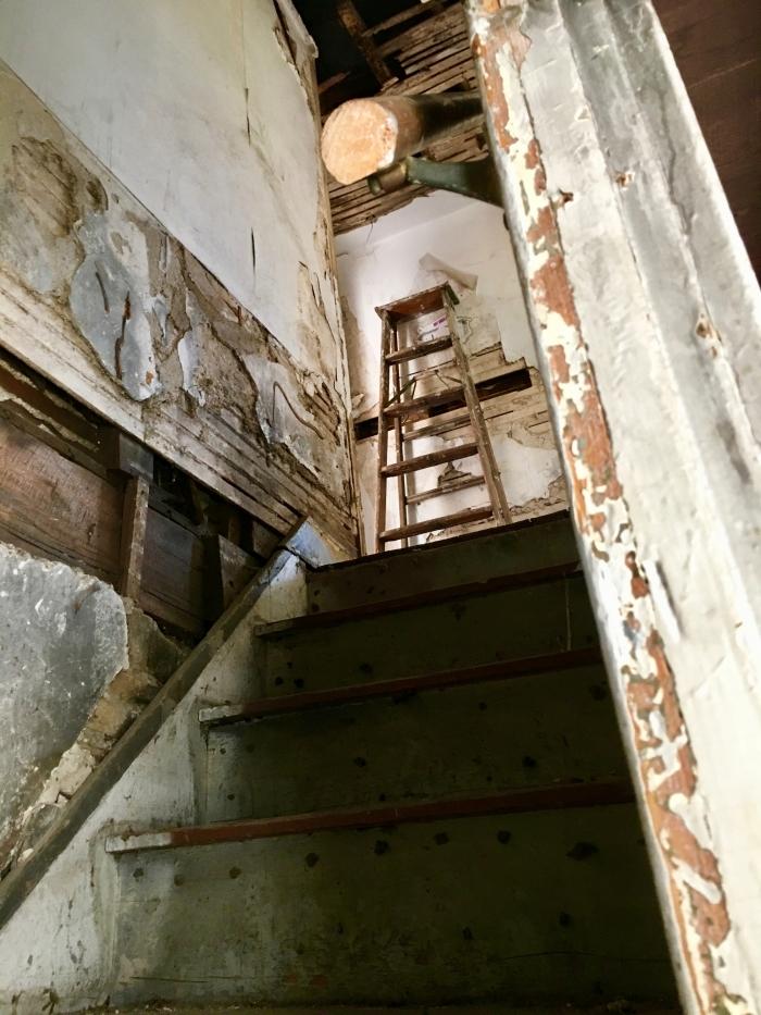 Ritchie House Topeka upstairs
