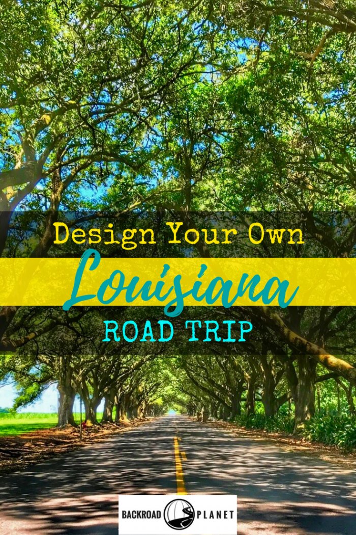 Design your own uniquely Louisiana road trip with current destination information, routed scenic byways, itinerary planning hacks, and a wealth of resources. #travel #TBIN #OnlyLouisiana #Louisiana #roadtrip