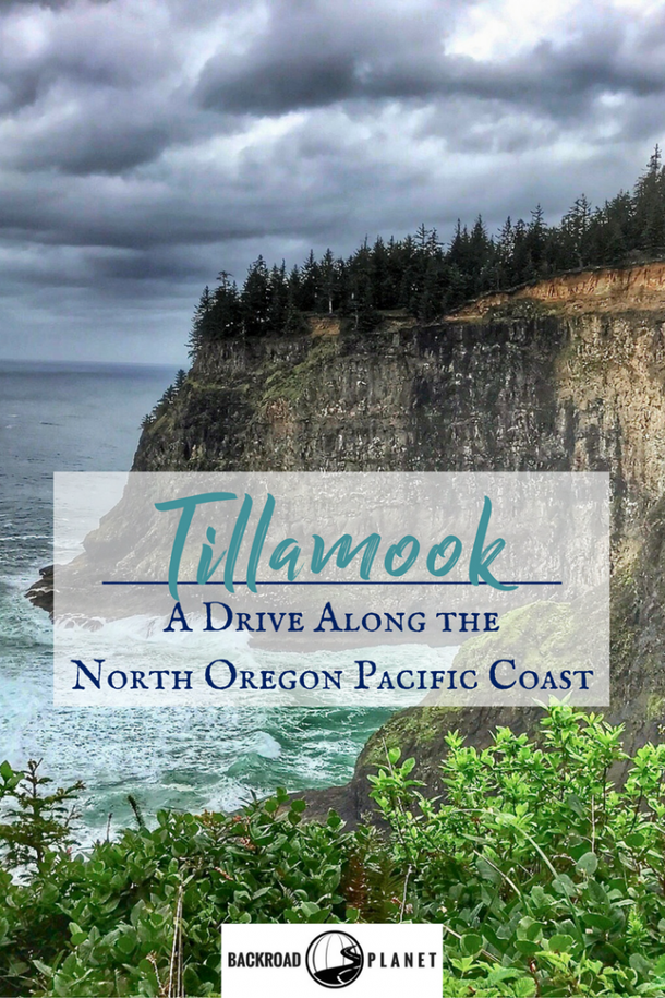 A pullover-packed drive along the North Oregon Pacific Coast is a scenic vision with rocky cliffs, crashing waves, plunging waterfalls, and rainy hikes.