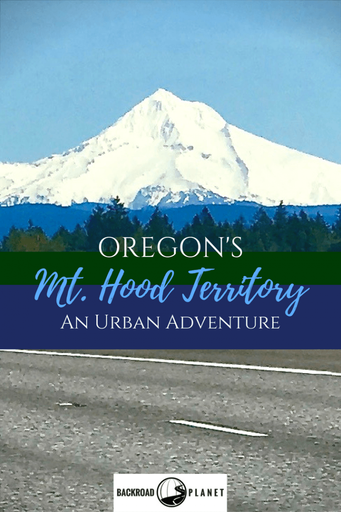 Kayaking with sea lions below Willamette Falls and a visit to an organic farm with a killer view headline an urban adventure in Oregon's Mt. Hood Territory. #travel #TBIN #TravelOregon #Oregon