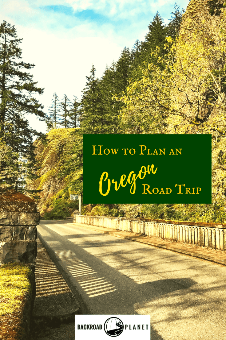 A collection of Oregon road trip ideas and itineraries for the Tualatin Valley, the Tillamook Coast, the Mt. Hood Territory, and the Columbia River Gorge. #travel #TBIN #roadtrip #Oregon
