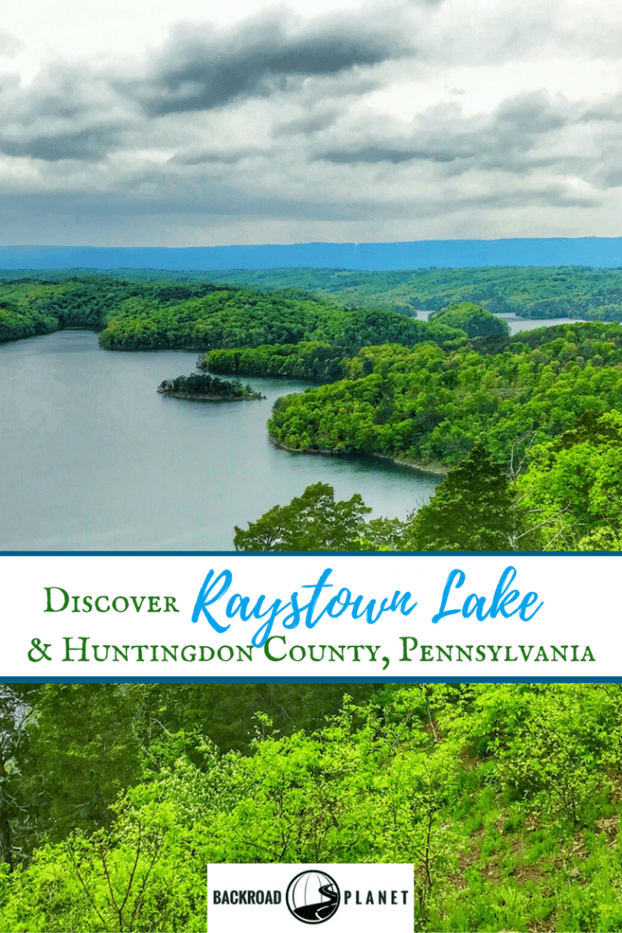 The Raystown Lake Region of Huntingdon County, Pennsylvania, is a hidden treasure, offering history, scenic views, and the best in outdoor recreation. #travel #TBIN #VisitPA