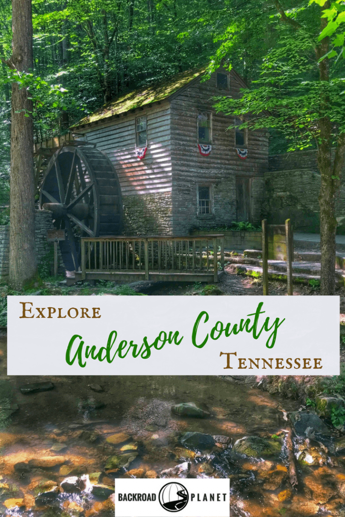 Anderson County, Tennessee, is home to Norris Dam State Park, the Museum of Appalachia, the Secret City of Oak Ridge, Civil Rights-era Clinton, Rocky Top, and much more! #travel #TBIN #madeintn