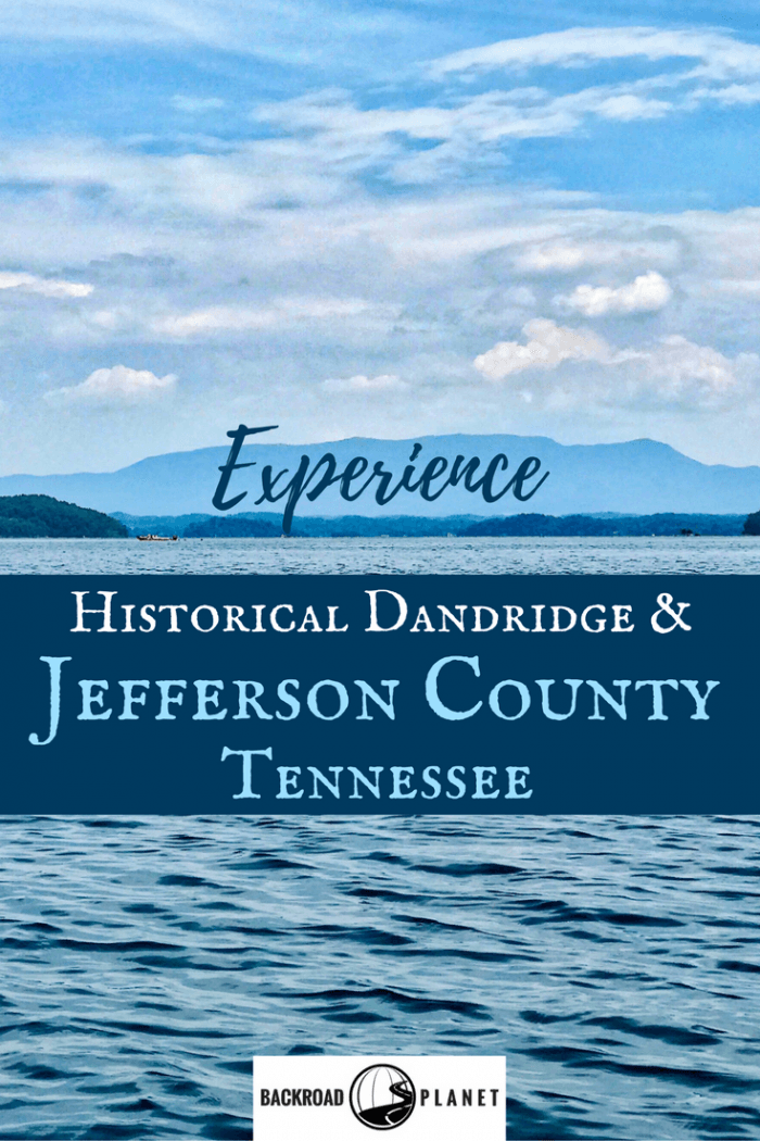 Jefferson County, Tennessee, is the