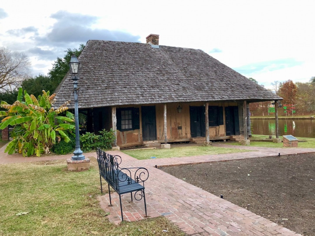 Natchitoches louisiana the cane river national heritage for Beau jardin natchitoches la