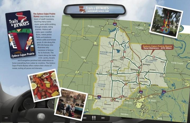 Zydeco Cajun - Cultural & Spiritual Encounters in St. Landry Parish Lousiana
