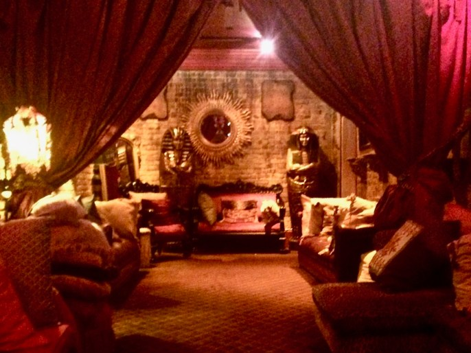 Seance Room at Muriels - Uncover the Secrets of New Orleans Neighborhoods