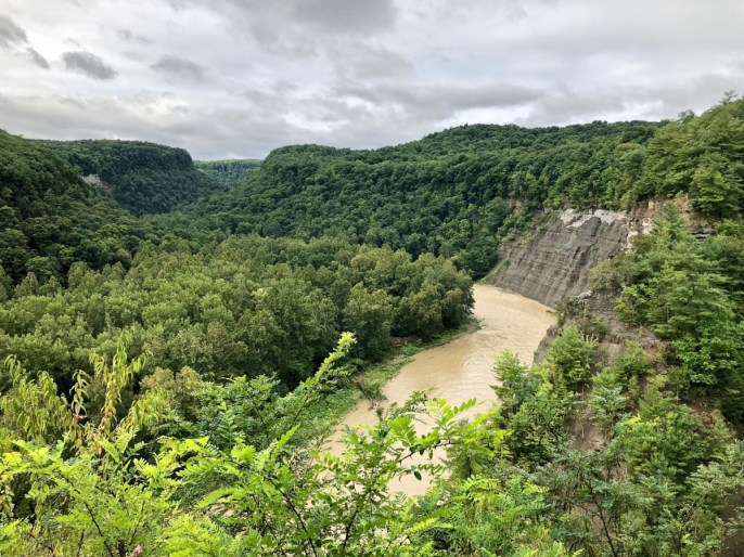 Genessee River - Things to Do in Letchworth State Park