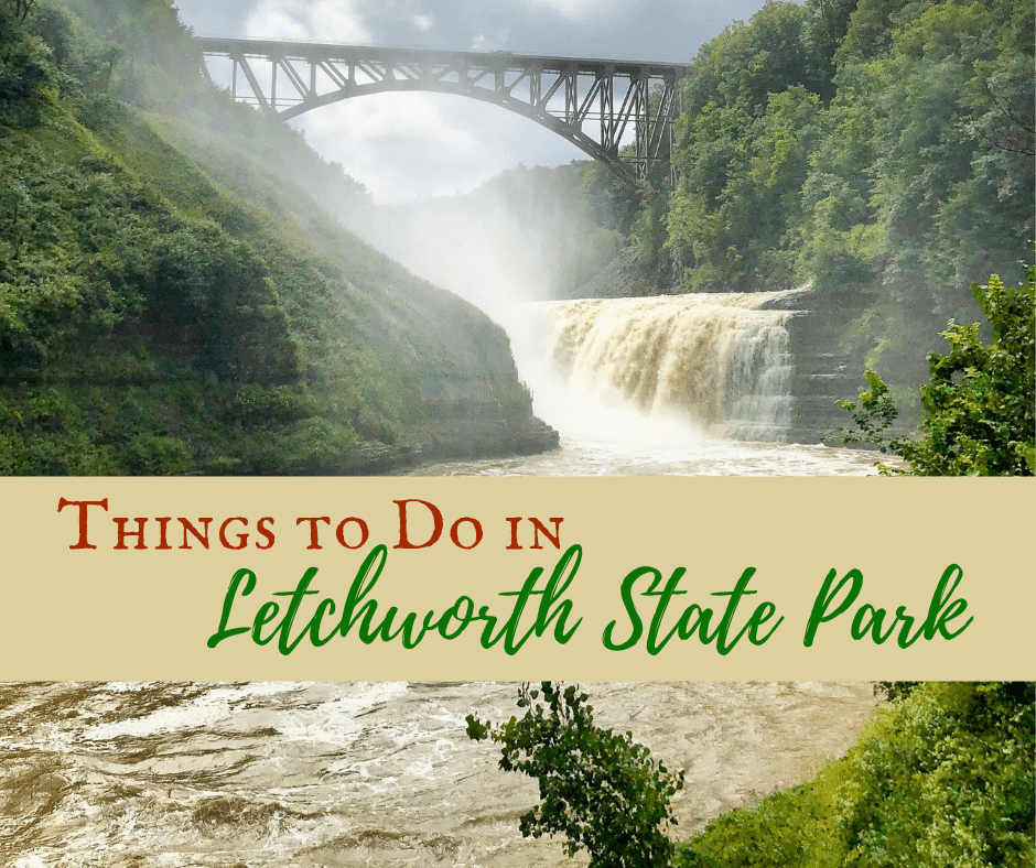 Letchworth State Park featured image