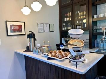 Blackburn Inn Breakfast Bar