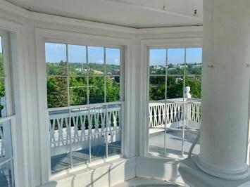 Blackburn Inn Cupola Windows - Fun Things to Do in Staunton Virginia