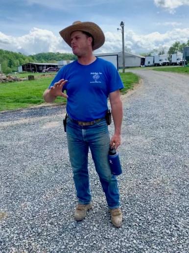 Daniel Salatin - Fun Things to Do in Staunton Virginia
