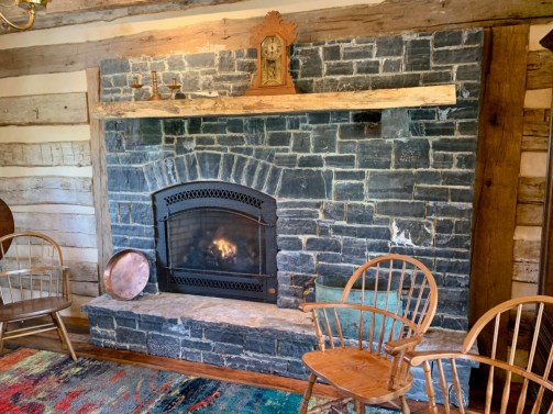 MeadowCroft Fireplace - Fun Things to Do in Staunton Virginia