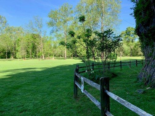 Natural Chimneys Fence