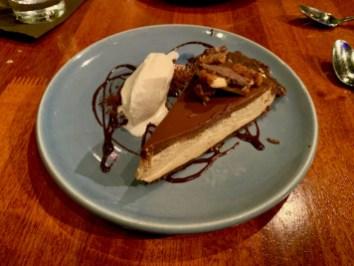 Zynodoa Restaurant Peanut Butter Pie
