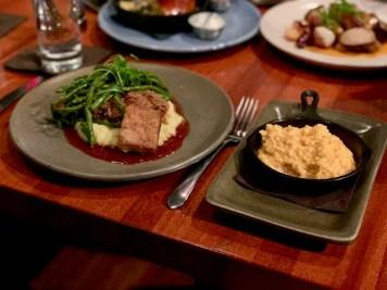 Zynodoa Restaurant dishes