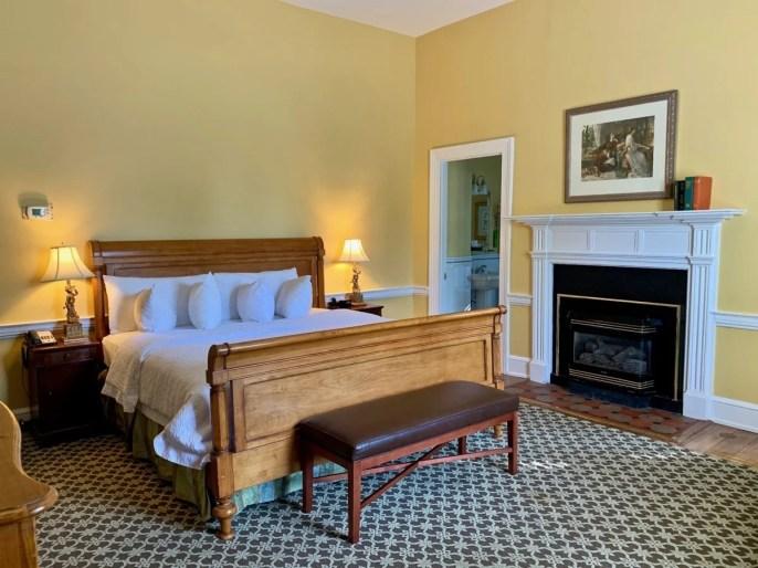 Hampton Inn Col Alto Stonewall Jackson Room